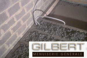 Gilbert  - Menuiserie